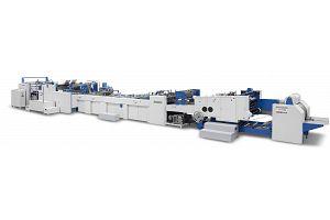 ZB 1200CT-430 SHEET FEEDING PAPER BAG MAKING MACHINE
