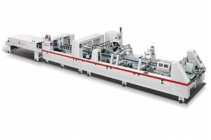 ZH-1000BFT-H AUTOMATIC CRASH LOCK BOTTOM TYPE FOLDER GLUER