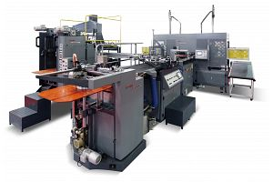 S600C AUTOMATIC RIGID BOX MAKER