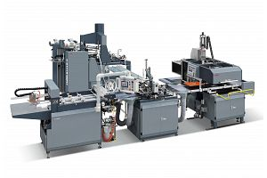 S460C AUTOMATIC RIGID BOX MAKER