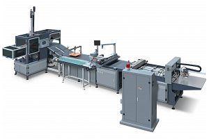 BD460B AUTOMATIC RIGID BOX MAKER