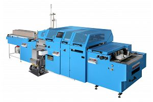 HCM390 AUTOMATIC HIGH SPEED CASE MAKER