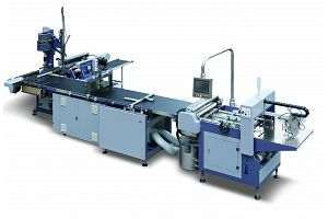 RB420D Automatic rigid box maker