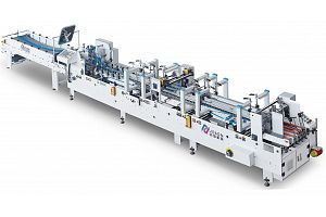 ZH-880BFT BOTTOM LOCK TYPE FOLDER GLUER