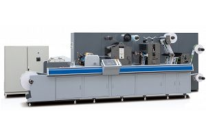 ZM-320 ROTARY/SEMI-ROTARY LABEL DIE CUTTING MACHINE