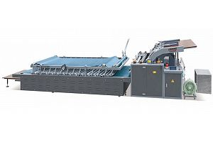 YB-1100BB/1300BB/1450BB SEMI-AUTOMATIC FLUTE LAMINATING MACHINE