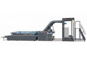 YB-1300BG/1450BG SEMI-AUTOMATIC FLUTE LAMINATING MACHINE