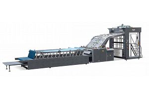 YB-1300D/1450D/1600D AUTOMATIC & MANUAL LAMINATING MACHINE