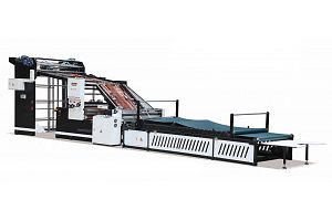 YB-1307G/1310G/ automatic high speed laminator