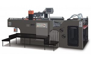JB-1020A FULL AUTOMATIC STOP CYLINDER SCREEN PRESS