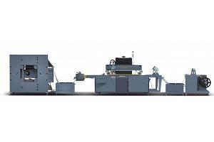 JB-4070J/60100J FULL AUTOMATIC ROLL TO ROLL SCREEN PRESS