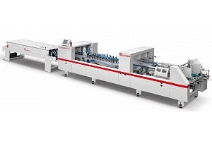 ZH-1000FT-H AUTOMATIC TWO-FOLD TYPE FOLDER GLUER