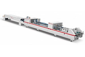ZH-1400FT-H TWO FOLD TYPE FOLDER GLUER