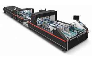ZH-1800FT-H AUTOMATIC TWO-FOLD TYPE FOLDER GLUER