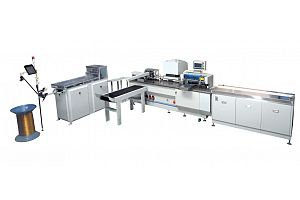 DOUBLE WIRE PUNCHING AND BINDING MACHINE PBW-580S