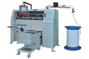 SPIRAL WIRE FORMING AND BINDING MACHINE SSB-420